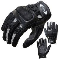 Motorradhandschuhe Motorrad Sommer Handschuhe von PROANTI® - Größe L
