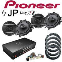 Hyundai i30 i30N by JP | Pioneer Sound Upgrade PLUS mit Lautsprecher BOXEN Verstärker DSP Adapterringe Kabel