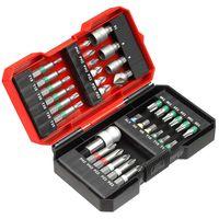Einhell Werkzeug-Zubehör Bitsatz 34 tlg. S-Box