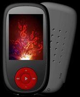 mp man MP4-Player Multimedia-Player mit Radio und  SD-Kartenslot, 4GB Speicehr MP-C24 4GB