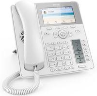 Snom D785 - Weiß - Kabelgebundenes Mobilteil - USB - Berührung - Wand - TFT