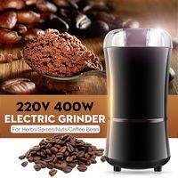 400 Watt 220-240 V Elektrische Kaffeemühle Kräuter Gewürze Nüsse Mühle Maschine