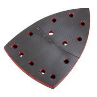 Bosch Schleifplatte für EasySander 12, PSM 80 A, PSM 100 A, PRIO, PSM 10.8, Kletthaftung