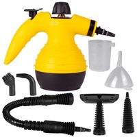 MalTec Dampfreiniger HDS3000W   350 ml Wassertank   Handdampfreiniger mit 11 Zubehörteilen   Dampfdruckreiniger, Dampfsauger   Geeignet für Küche, Boden, Fenster, Polstermöbel