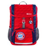 Step by Step Kid FC Bayern Kinderrucksack-Set 3tlg.