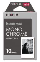 Instax Mini Monochrome SW-Sofortbildfilm mit 10 Aufnahmen