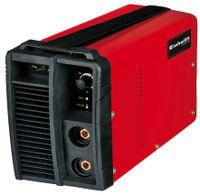Einhell TC-IW 170 Inverter-Schweissgerät; Masseklemme mit Schnellkupplung; Elektrodenhalter mit Schnellkupplung; Tragegurt