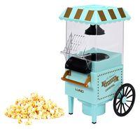 Retro Popcornmaschine Popcornmaker Popcorngerät Nostalgie Popcorn Maschine Heißluft