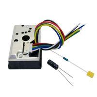 GP2Y1014AU Optischer Feinstaub-Sensor Staub Sensor Staubsensor Luft Sensor Modul Sensormodul für Arduino