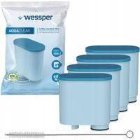 4x Wasserfilter kartusche für Philips EP1220/00 kompatibel mit Philips AquaClean CA6903/10 CA6903/22 CA6903 Kalkfilter