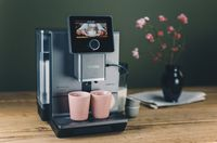 NIVONA NICR 970 CafeRomatica Kaffeevollautomat Titan 15bar Farbdisplay Touch