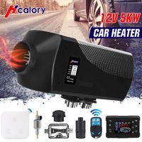 HCalory Diesel Standheizung Luftheizung 12V 5-8KW LCD-Schalter für Auto PKW LKW DE-Lager