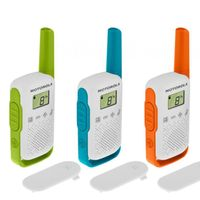 Motorola Solutions Motorola T42 Triple Talkabout