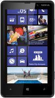 Nokia Lumia 820 8 GB Smartphone - 4G - 10,9 cm (4,3 Zoll) OLED 800 x 480 Touchscreen - Qualcomm Snapdragon S4 Dual-Core 1,50 GHz - 8,7 Megapixel Rückseite/300 Kilopixel Vorderseite - Windows Phone 8 - kein SIM-Lock - Schwarz - Bar - 1 SIM Support - 15,40 Stunde(n) Sprechzeit - 360 Stunde(n) Standby-Zeit - 64 GB - GPS-Empfänger - Bluetooth 3.0 - IEEE 802.11a/b/g/n - Near Field Kommunikation - USB 2.0 mit Branding