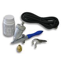 Airbrush Air Eraser Mini Sandstrahlpistole Druckluft Düse Entfernung Reinigung