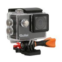 Rollei Actioncam 425, Full HD, 3840 x 2160 Pixel, 60 fps, 1920 x 1080,2704 x 1524,3840 x 2160 Pixel, MOV, 1080p