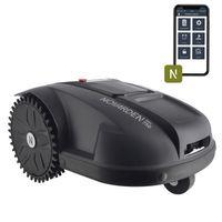 NOVARDEN NRL750 Connect - Mähroboter - (Rasen bis zu 700 m², 6 Zonen, einstellbarer Schnitt zwischen 25 und 55 mm, 3h Autonomie, verbundenes IOS & Android)