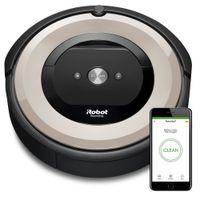 iRobot Roomba e5152, Beutellos, Schwarz, Kupfer, Rund, 1,5 h, 35 cm, 92 mm