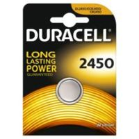 "DURACELL Lithium Knopfzelle ""Electronics"" 2450 1er Blister"
