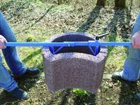 Pflanzring-Setzzange Verstellbar