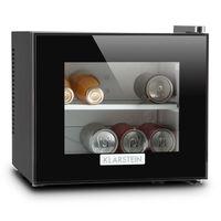 Frosty Mini-Kühlschrank 10 Liter 65W  schwarz