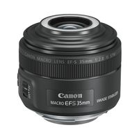 CANON EF-S 35mm 1:2,8IS Makro STM