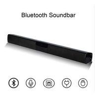 TV Soundbar Soundbar Bluetooth 3D-surround Soundbar 4 Lautsprecher Stereo Surround für Heimkino