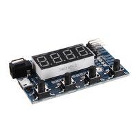 HX711 Wägezellen-AD-Modul Gewichtssensor mit Digitalanzeige Elektronischer Waagen-Druckdrucksensor 1KG 5KG 10KG 20KG