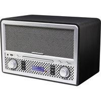 soundmaster NR955 Schwarz / Elite-Line Programm