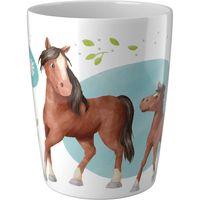 Haba becher Horses junior 400 ml Melamin weiß