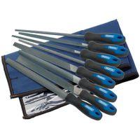 Draper Tools Werkstatt-Feilen und -Raspeln Set 8-tlg. 200 mm 44961