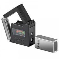Batterietester Batterieprüfer Akkutester Batterie Knopfzellen Tester Prüfgerät Testgerät Universal
