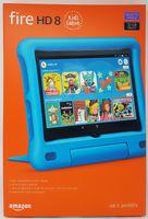Amazon Fire HD 8 Kids Edition-Tablet, 20,32 cm (8 Zoll) Display, 32 GB, violette kindgerechte Hülle mit Ständer