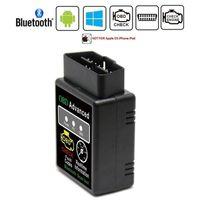 OBD 2 Autoscan Bluetooth Diagnosegerät Auslesegerät Smartphone Handy Fehlercode