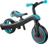 Globber Laufräder 2 Räder Trike Explorter 2-in-1 Junior Blau/Schwarz
