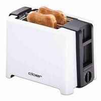 CLOER 3531 Toaster, Farbe:Weiß