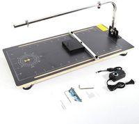 Schneidemaschine Styroporschneidegerät Styroporschneider Heißdrahtschneider Thermosäge Styropor Cutter, Temperatur einstellbar: 50-300 ℃