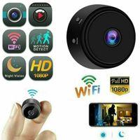 Mini Kamera Wireless WiFi WLAN IP Überwachungkamera Hidden Spion Camera HD 1080P