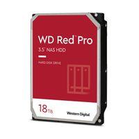 WD Ultrastar Red Pro - 3.5 Zoll - 18000 GB - 7200 RPM WD