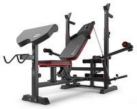 Hop-Sport Multifunktions Hantelbank HS-1075 Kraftstation Trainingsbank Fitnessstation