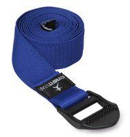 Yogagurt für Yoga, Pilates & Fitness - PB 210cm blue