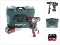Metabo SB 18 LTX-3 BL Q I Akku Schlagbohrschrauber 18 V 120 Nm Brushless + 1x LiHD Akku 5,5 Ah + MetaLoc - ohne Ladegerät