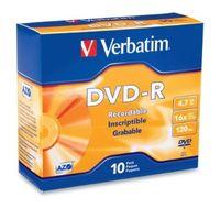 Maxell DVD-R 4.7GB 10 - pk, 4.7 GB, DVD-R, 120 min, Spindel