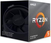 AMD Ryzen 5 3600X Box AM4 Wraith Spire cooler
