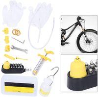 Hydraulische Scheibenbremse Entlüftungskit Entlüftungsset Bremsenentlüftungs-Kit Für Fahrrad Bremse für Shimano, Magura, Tektro, MTB Fahrrad-Reparaturwerkzeuge