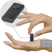 Mini Diktiergerät 90 Stunden Aufnahmekapazität Digital Aufnahmegerät 8GB Voice