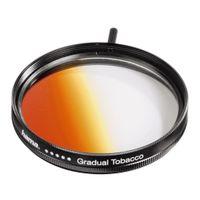 Hama Graduated Filter, Tabacco, 58.0 mm, Schwarz