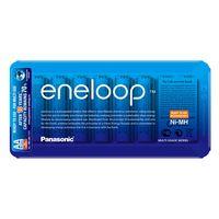Panasonic eneloop Akku AA - eneloop storage case - 8 pieces (BK-3MCCE/8LE)