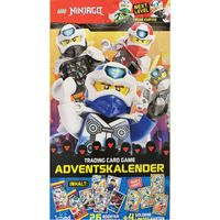 LEGO Ninjago 5 NEXT LEVEL - Trading Cards - Adventskalender 2020 - Deutsch