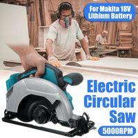 Akku Handkreissäge 5000RPM 180mm Kreissäge Pro Für 18V Makita Akku DSS501Z DE